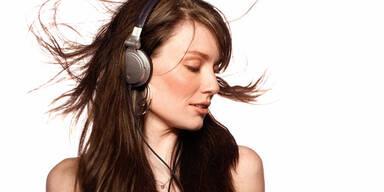 Angenehme Musik ist gut fürs Herz