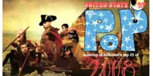 Die besten Hits 2008 in einem Stück