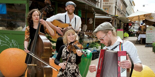 Straßenmusiker als neue Topverdiener?
