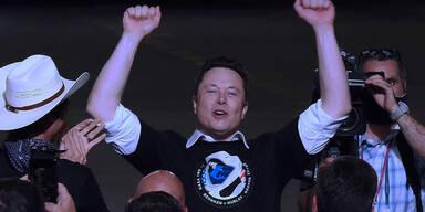 Elon Musk mit verrücktem Bitcoin-Plan
