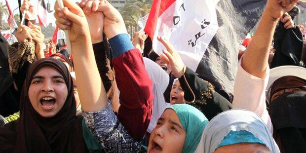 188 Todesurteile nach Protesten