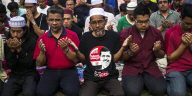 Muslimbrüder wollen nicht nach Graz