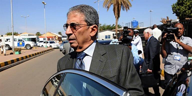 Mussa will Ägyptens Präsident werden