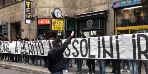 Faschisten-Hooligans drohen drei Jahre Haft