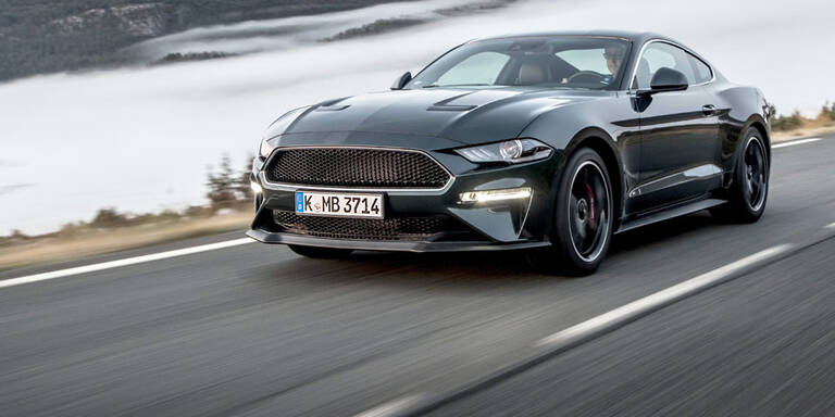 Ford Mustang Bullit ab sofort in Österreich