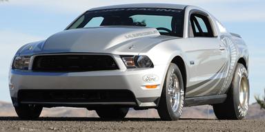 Ford Racing zeigt den neuen Mustang Cobra Jet