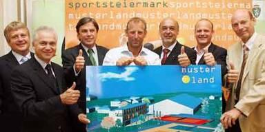 Musterland und jetzt ohne Muster