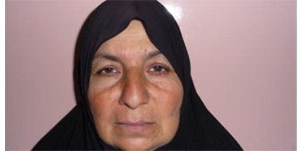 Irakische Mutter bildete Selbstmordattentäter aus