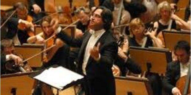 Riccardo Muti: Zusammenbruch in Chicago