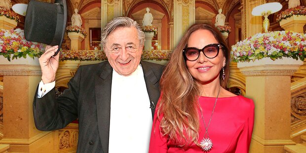 Ornella Muti ist Lugners Opernball-Gast!