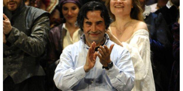 Muti: Zusammenbruch bei Orchesterprobe