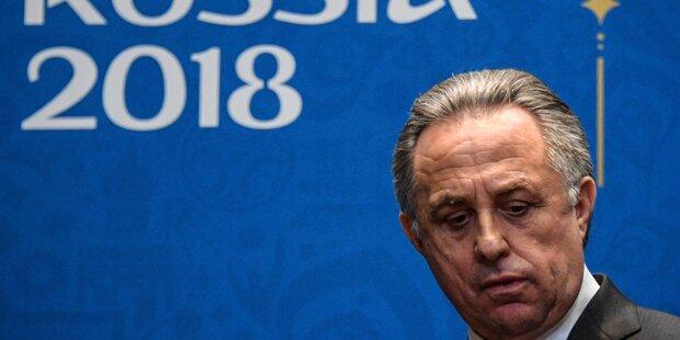 Eklat vor WM-Auslosung