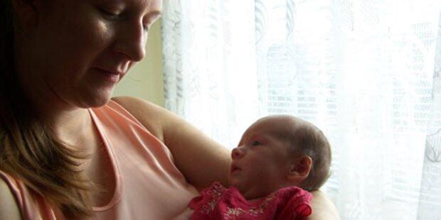 Nikotin in Kleidung schadet Babys