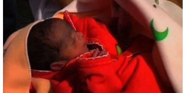 Inderin wurde mit 70 erstmals Mutter