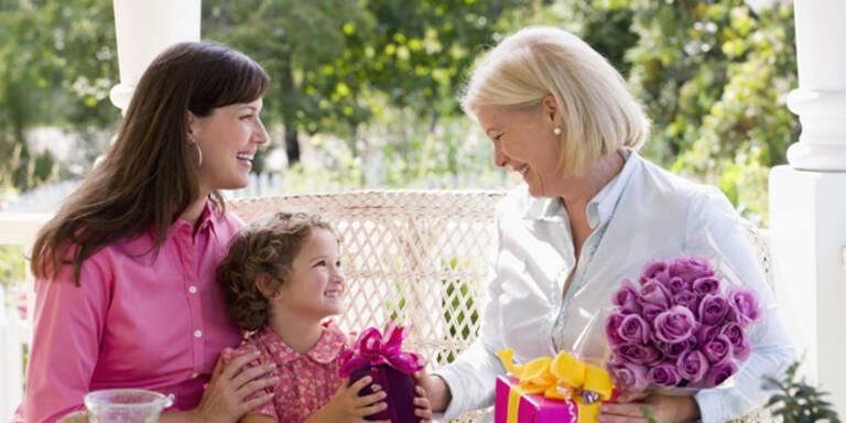 So feiert die Welt ihre Mütter