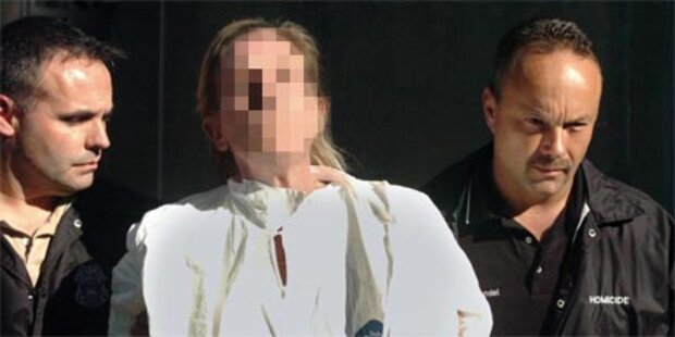 Zurückgeredet: Mutter erschießt zwei Kinder
