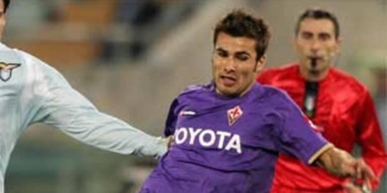 Adrian Mutu von italienischen Fans beschimpft