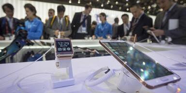 Auch Samsung und Lenovo pfeifen auf den MWC