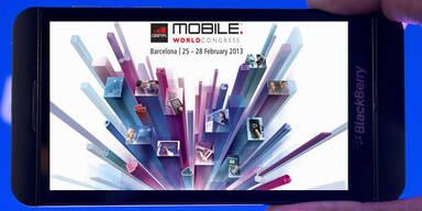 Die Trends der größten Handy-Messe