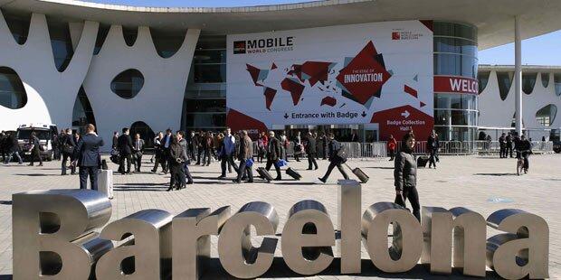 Trends beim Mobile World Congress