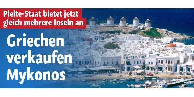 Griechenland will Mykonos verkaufen