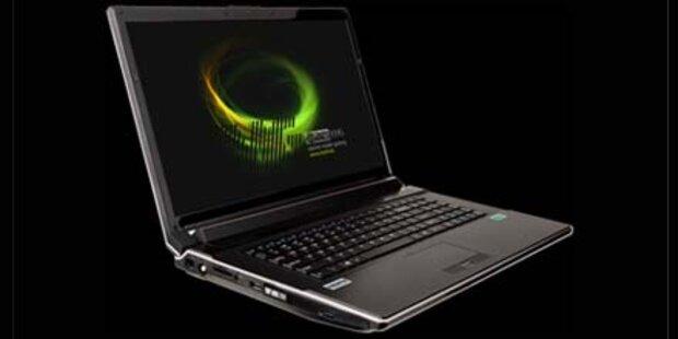 Gamer-Notebook mit Top-Technik