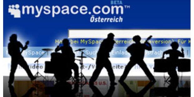 MySpace startet eigenen Online-Musikdienst