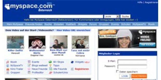 MySpace erhält Mio-Entschädigung wegen Spam