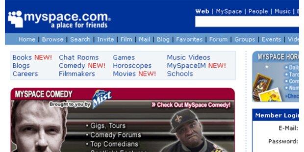 Sony BMG stellt Musik und Videos auf MySpace
