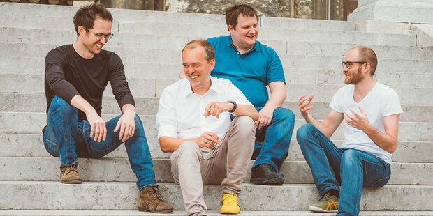 Austro-Start-up schenkt Team 1 Million Euro