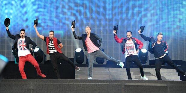 Backstreet Boys: Megashow in Wien