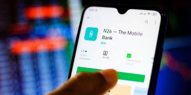 Handy-Bank N26 kündigt alle britischen Kunden