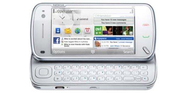 Nokia glaubt 2010 an Handymarktwachstum