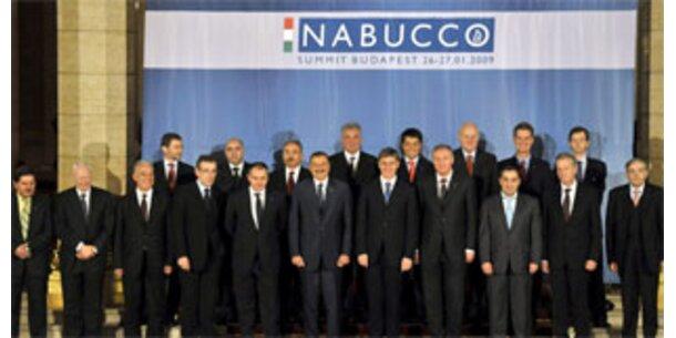 """""""Nabucco"""" soll ab Jahresmitte umgesetzt werden"""
