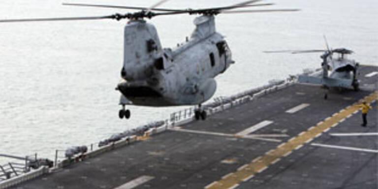 US-Kongress bewilligt 70 Mrd Dollar für Kriege