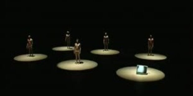 Opern-Aufreger: Nacktanzen als künstlerisches Konzept