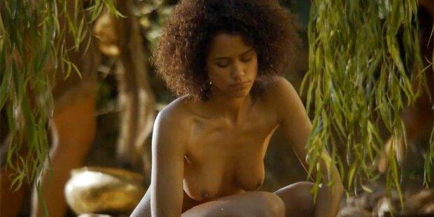 Das waren die heißesten Nacktszenen 2014