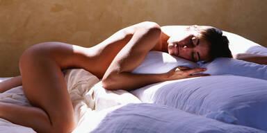 Schlafen Sie ab heute nackt!