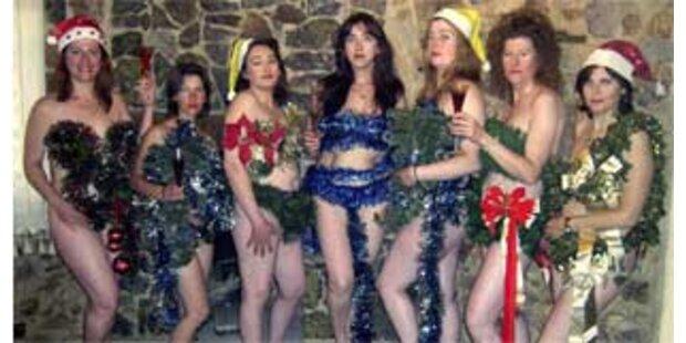 Mütter stehen nach Nacktkalender vor der Pleite