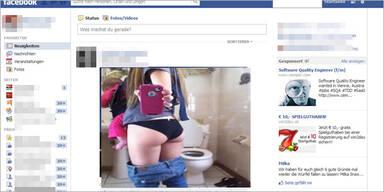 Facebook-Fotos für Sexkontakte geklaut