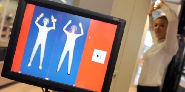 Hamburg testst Körperscanner