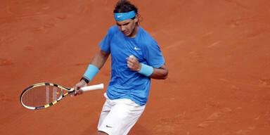 Nadal krönt sich erneut zum König von Paris