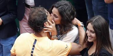 Tennis-Weltstar Nadal hat auf Mallorca seine Mery geheiratet