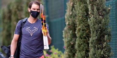 Sandplatzkönig Nadal erklärt sich für topfit