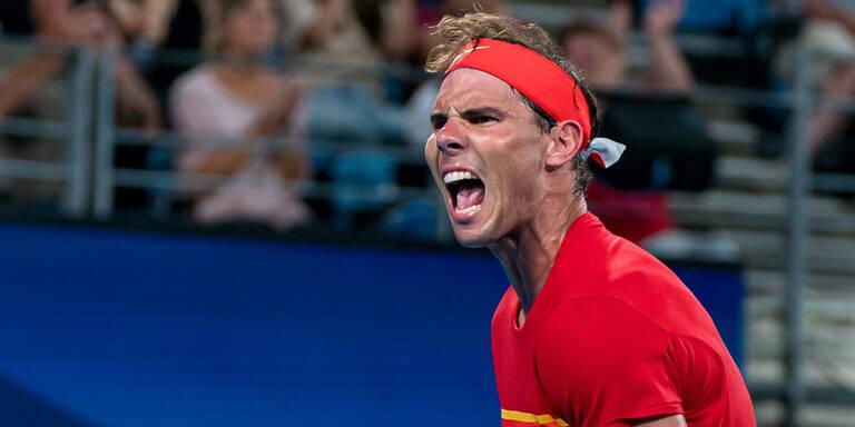 ATP-Cup: Spanien folgt Serbien ins Finale