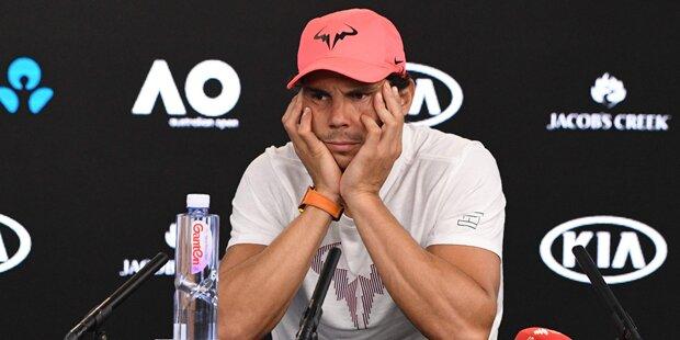 Eklat: Nadal-Wut-Rede gegen Tennis-Bosse