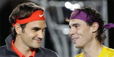 Nadal gelingt Revanche gegen Federer