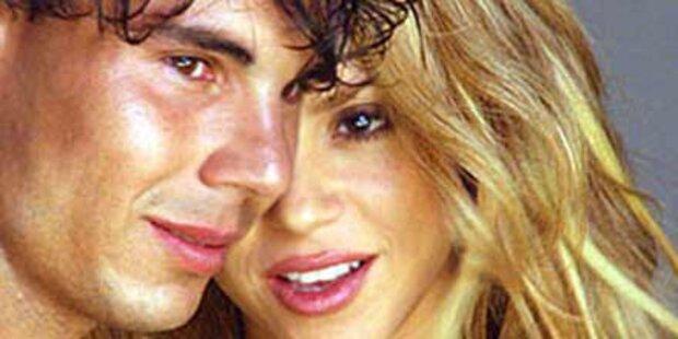 Rafael Nadal & Shakira: Läuft da was?