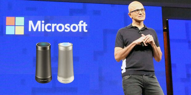 Microsoft bläst mit Cortana zum Angriff