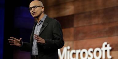 Microsoft trotzt der Coronavirus-Krise